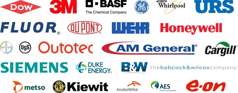Abtrex Customer Logos