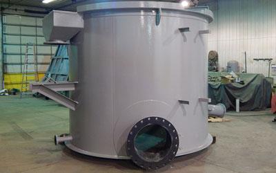 Slurry Tank Photo