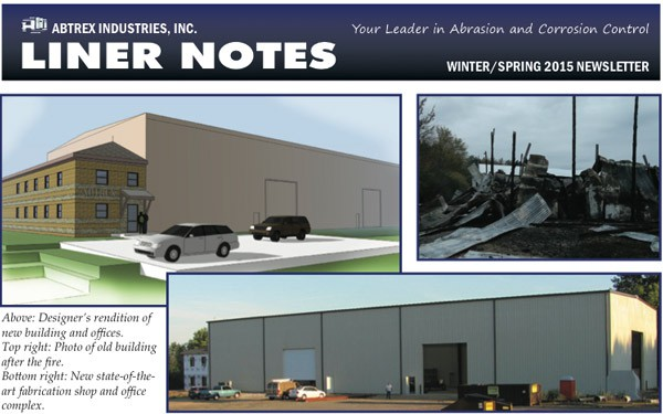 Abtrex Industries Liner Notes Screenshot