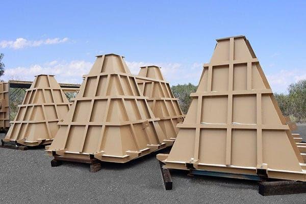 Density Separator for FRAC Mine