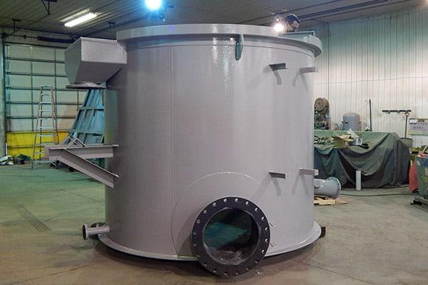 Limestone Ball Mill Slurry Tanks